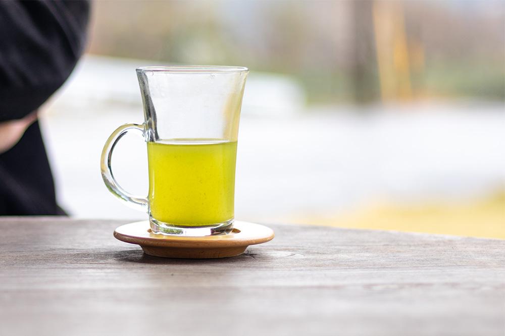 川根の茶舗朝日園のお茶