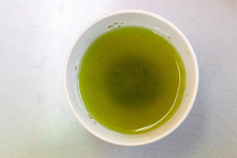 金谷の深蒸し茶